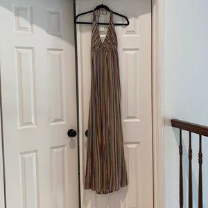 What Goes Around Comes Around halter dress. Small